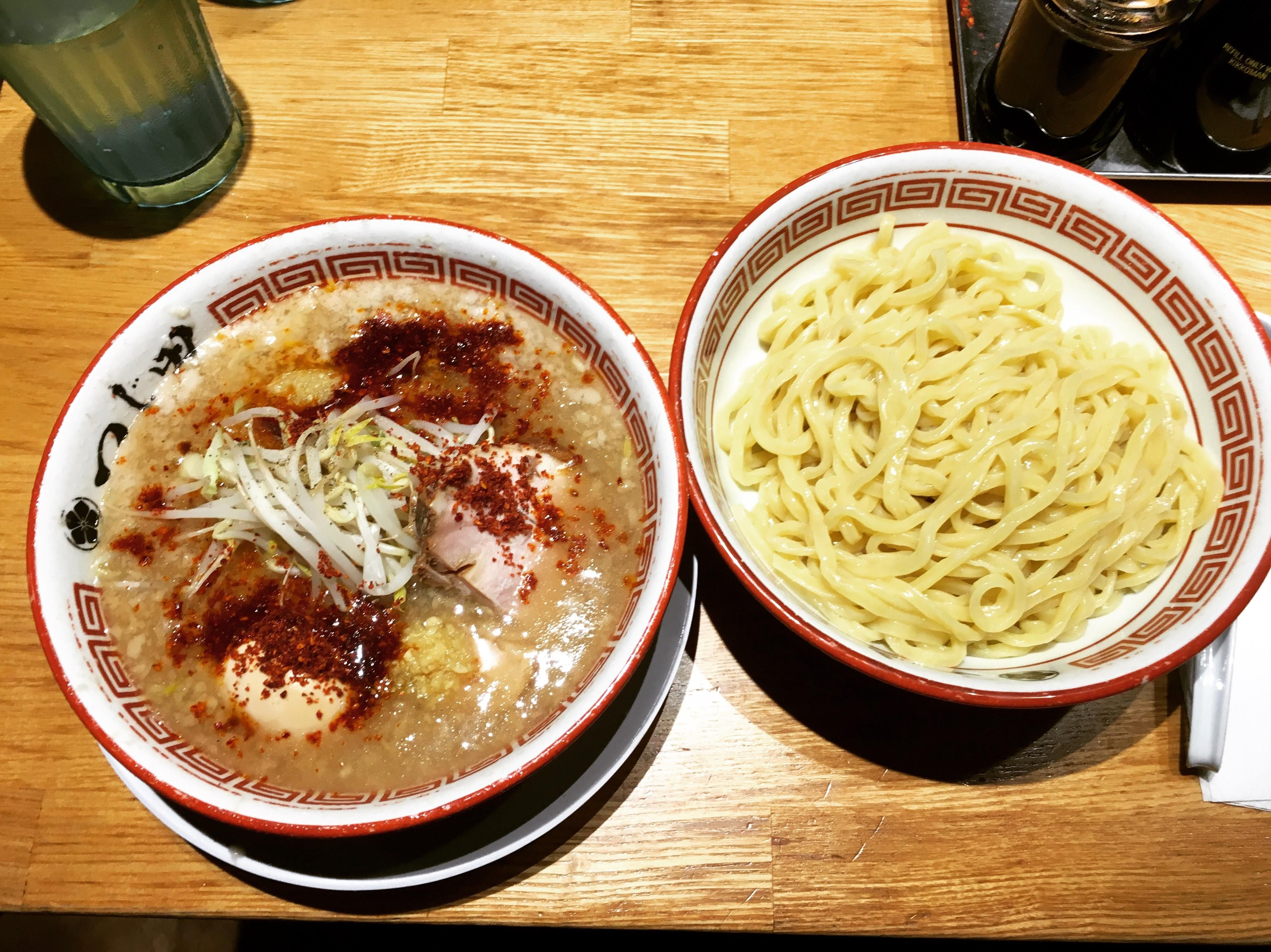 I Ate Tsukemen Ramen Recipes Food Cooking Delicious Foodie
