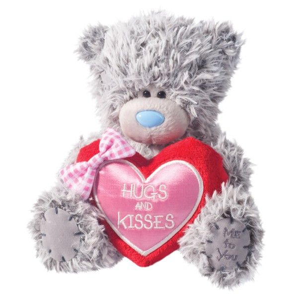 Buy Me To You Tatty Teddy With Love Heart Online From