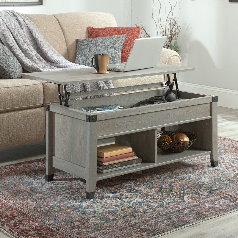 Chantrell Lift Top Coffee Table With Storage In 2021 Coffee Table For Small Living Room Living Room Coffee Table Coffee Table