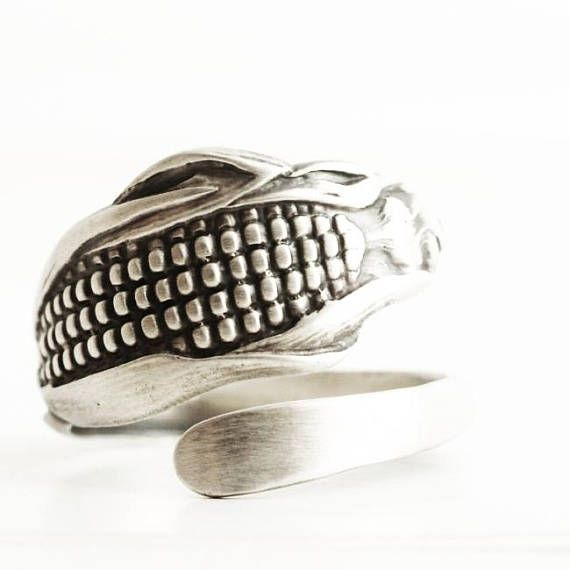 Your Place To Buy And Sell All Things Handmade Sterling Silver Spoon Ring Spoon Rings Spoon Jewelry