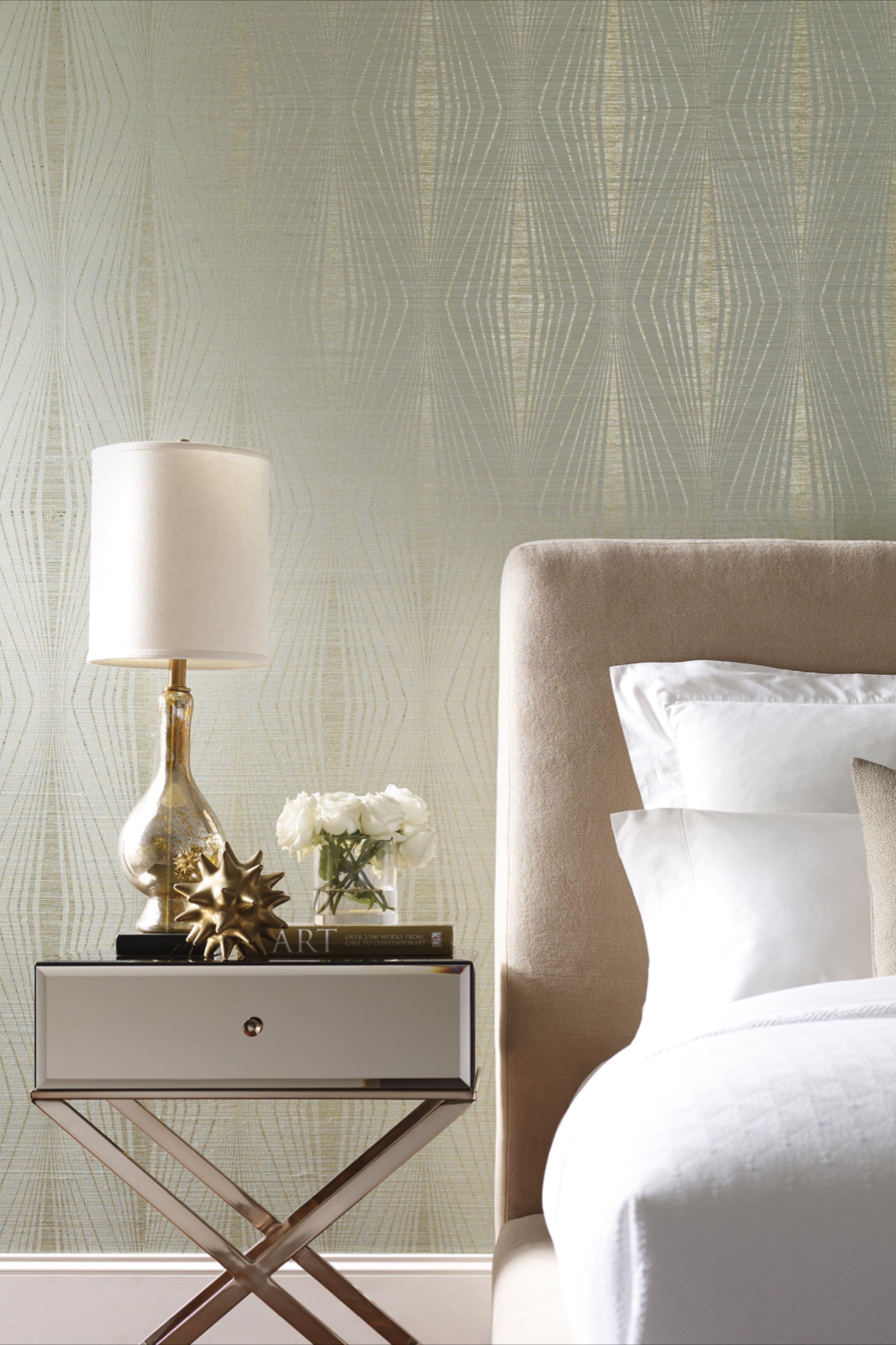 Radiant Unpasted Wallpaper Bedroom Decor Simple Radiant Wallpaper Luxurious Bedrooms