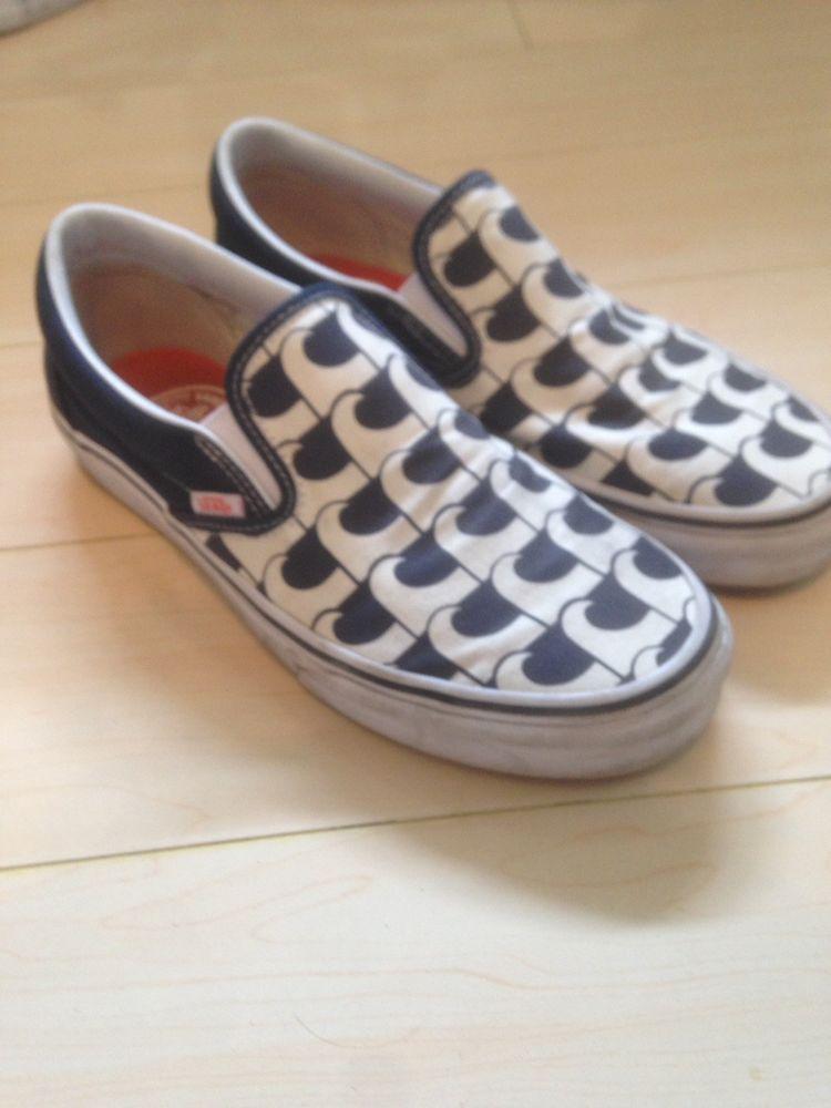 83234bb711db Vans US Open Slip-ons US 8.5 Mens  fashion  clothing  shoes ...