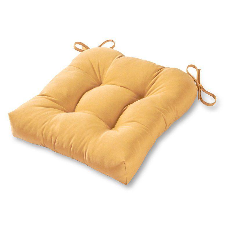 Greendale Home Fashions 20 X 20 In Sunbrella Outdoor Chair Cushion
