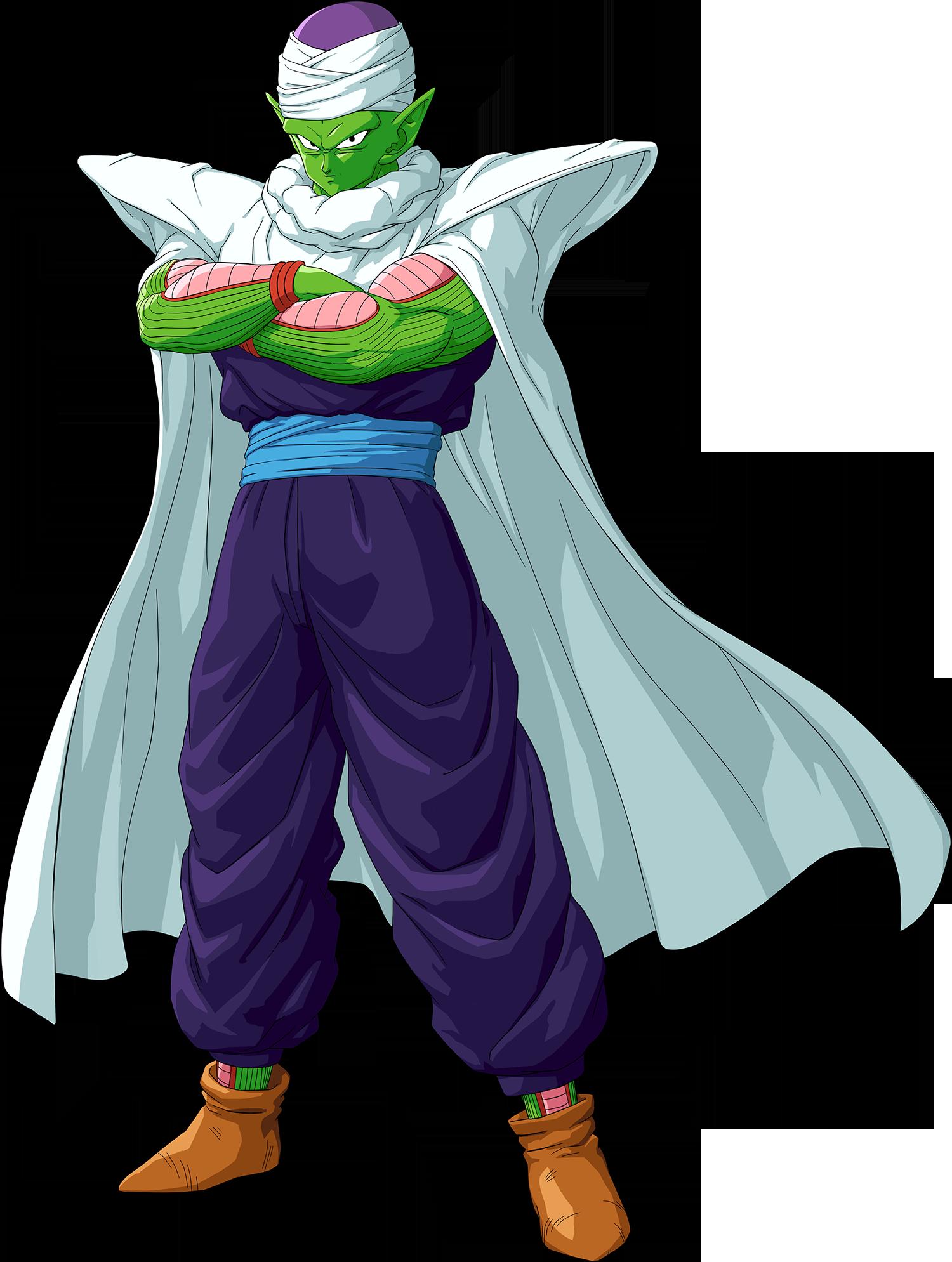 Majin Buu Piccolo Dokkan