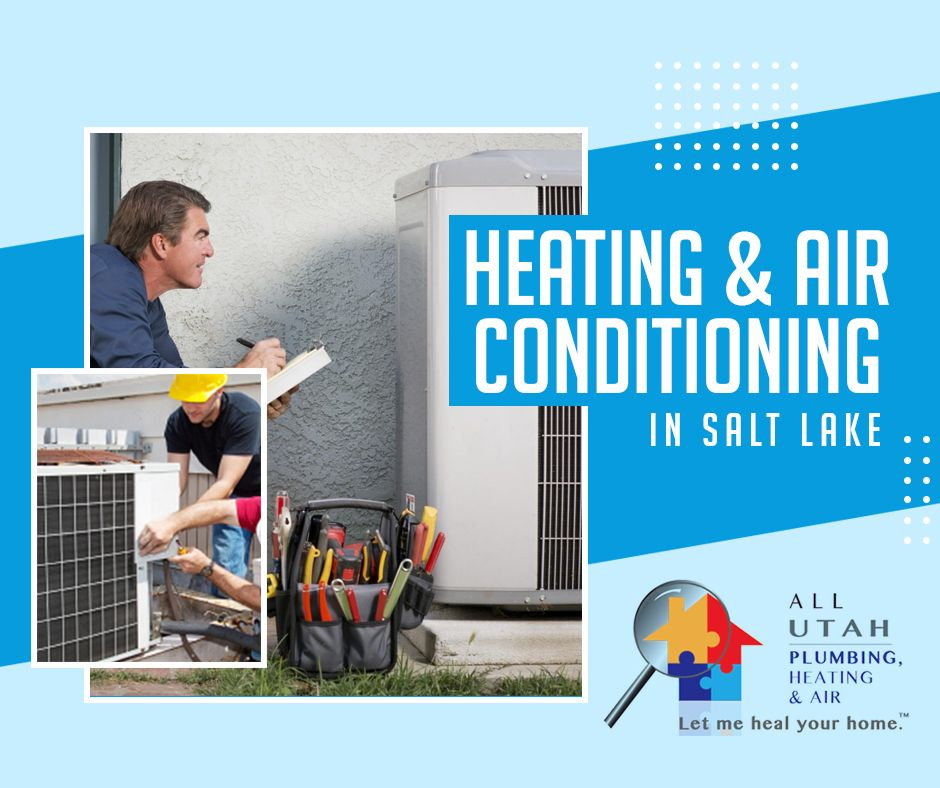 Whether You Need Plumbing Heating Air Conditioning Or