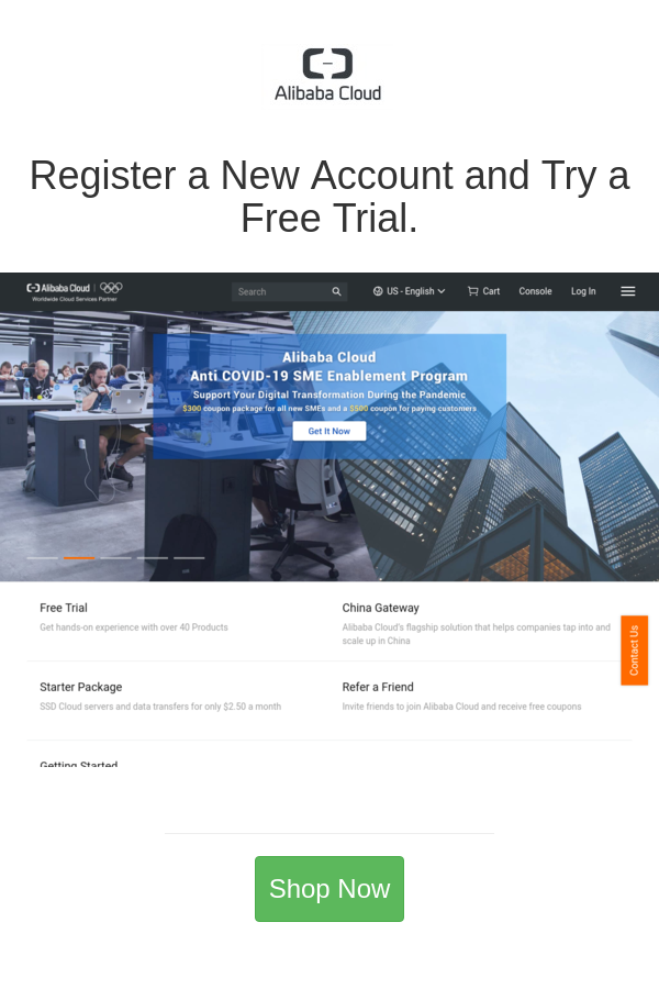 Register A New Account And Try A Free Trial In 2020 Cloud Computing Services Digital Transformation Public Cloud