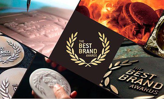 The Best Brands Awards, los premios a lo mejor del diseño de marcas en el mundo