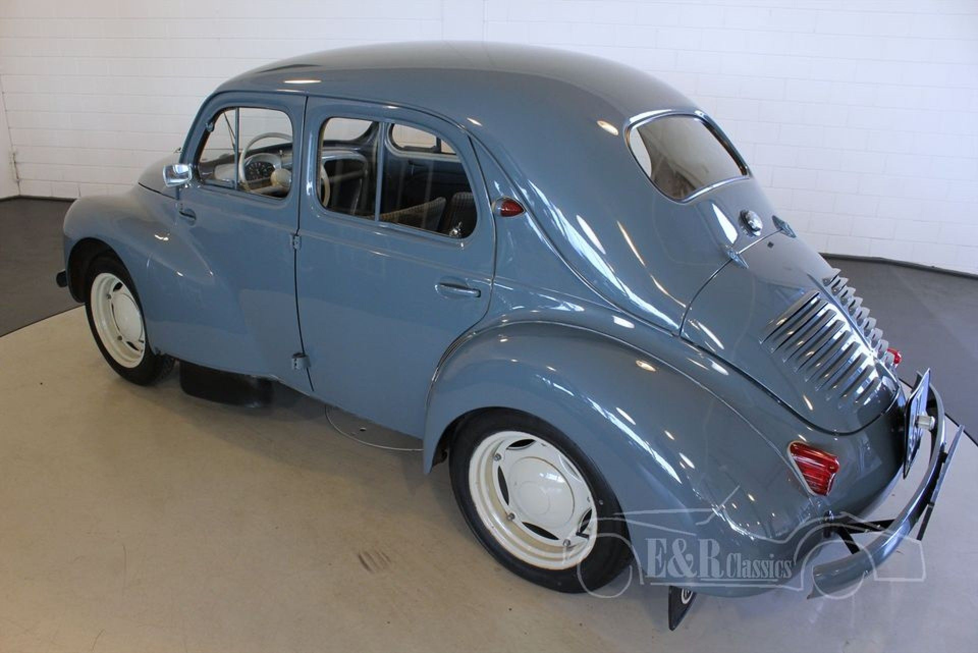 Renault 4cv 1956 For Sale At Erclassics Renault 4 Renault Cars For Sale