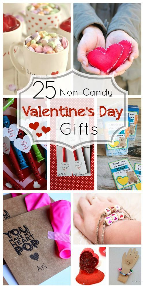 25 Non Candy Valentines Day Gifts These are great options for – Homemade Valentines Day Cards for School
