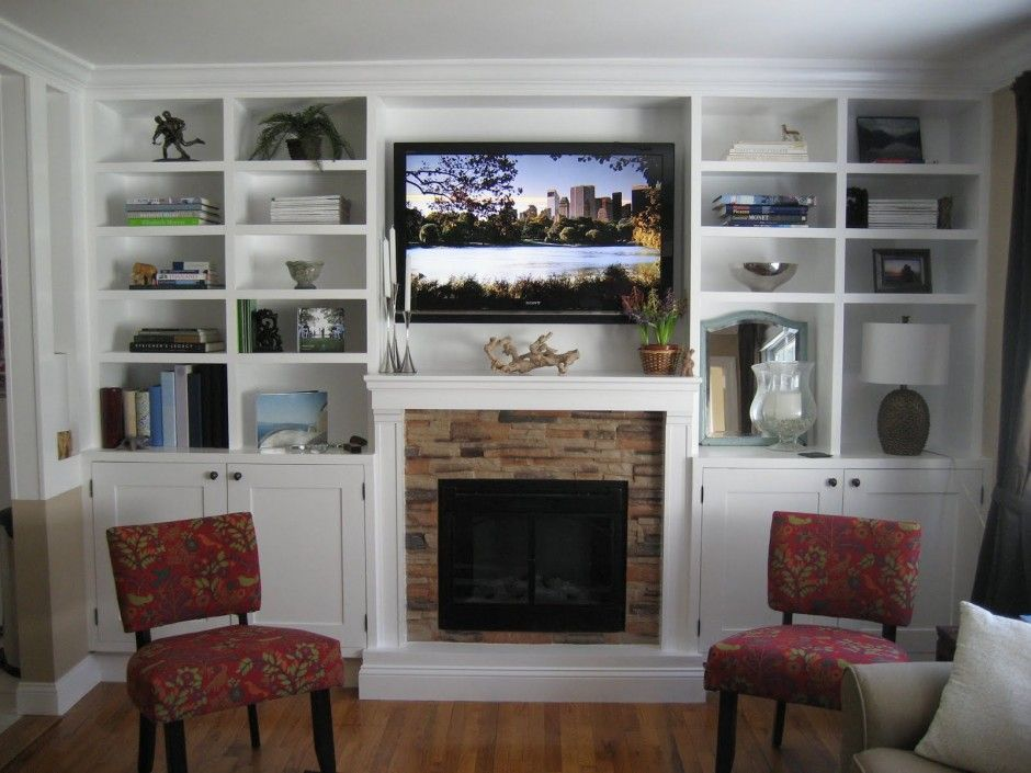Accessories Lowes Electric Fireplace With Tv Wall Units
