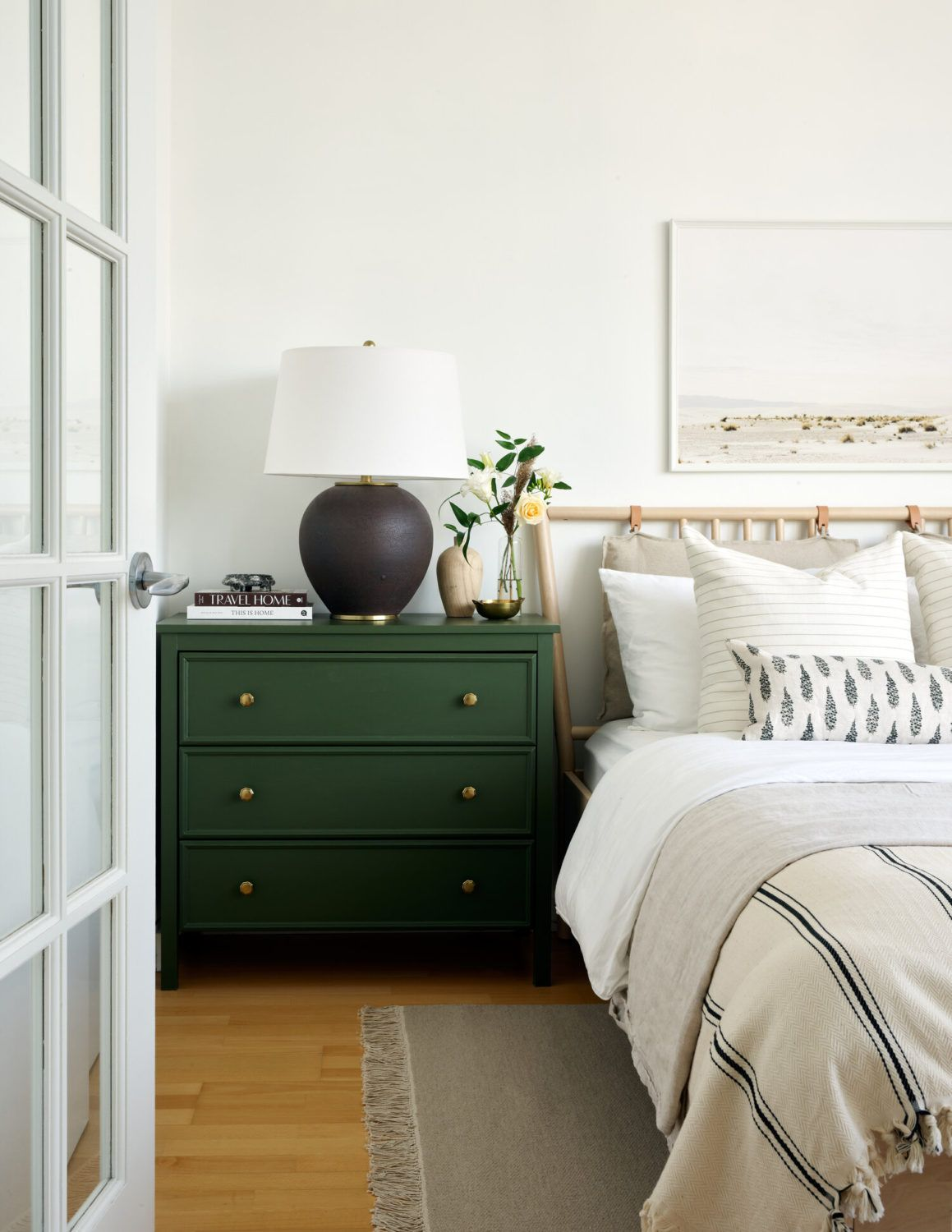 A Small and Cozy Rental Filled to the Brim with Pretty | lark & linen