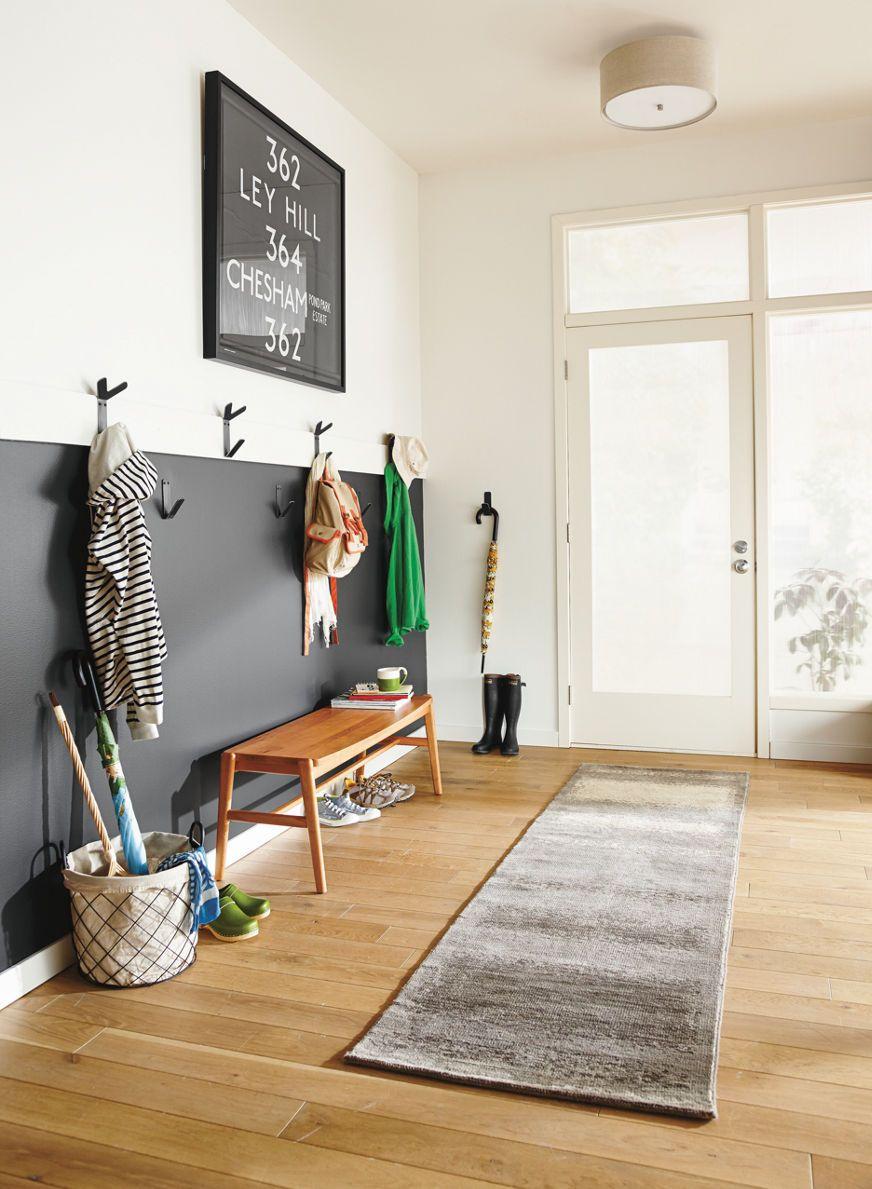 Crew Single Wall Hooks Office Furniture Modern Modern Entryway Entry Way Design