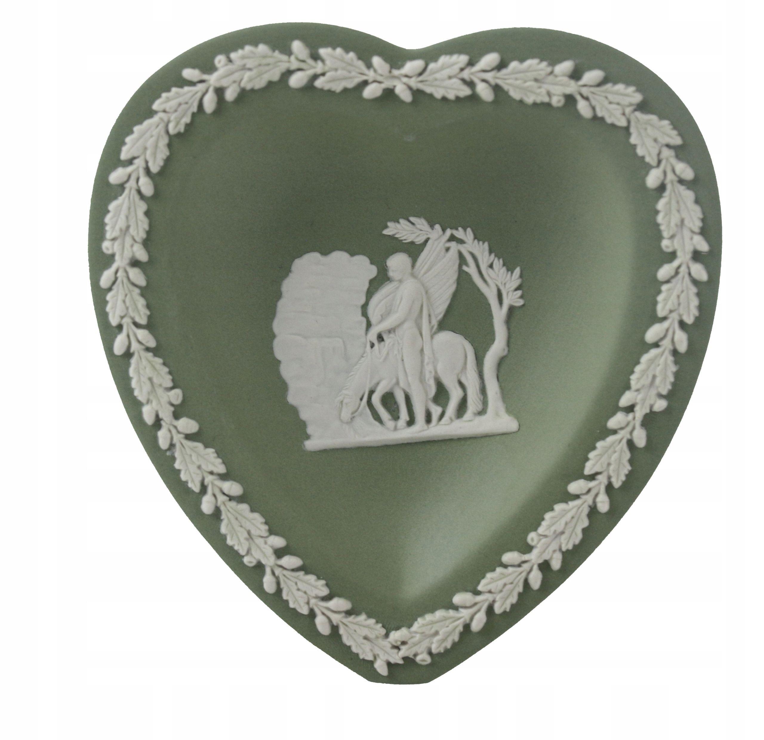 Antyk Talerzyk Serce Wedgwood 7713963459 Oficjalne Archiwum Allegro Decorative Plates Decor Plates