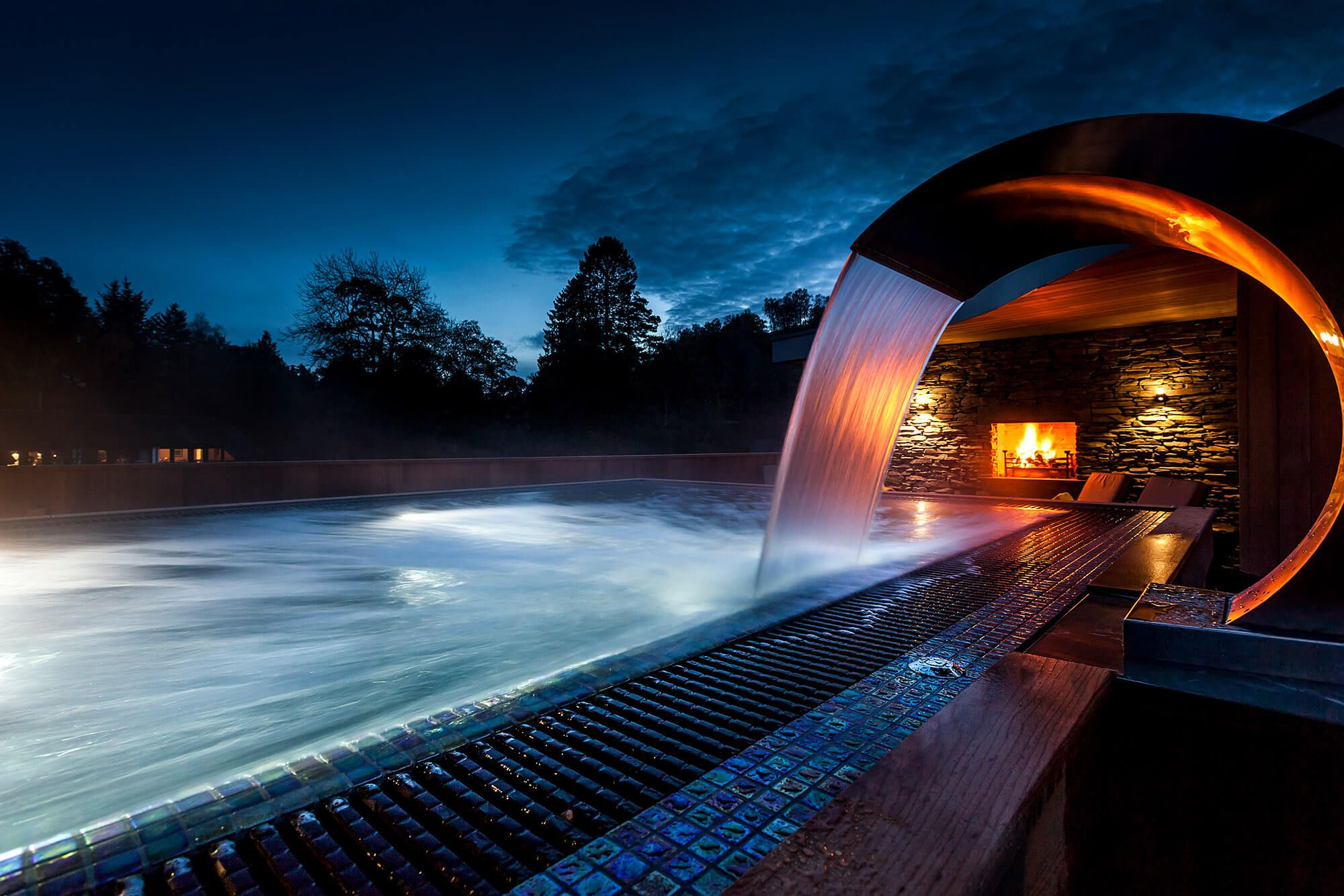 Lake District Hotels 4 Star Langdale Hotel Spa Lake District Lake District Hotels Spa Breaks