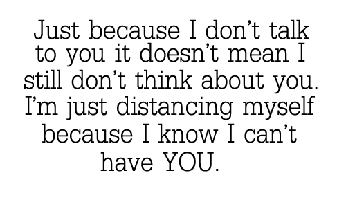 Distance Ghandi Musta Said That Love Quotes Quotes Loving
