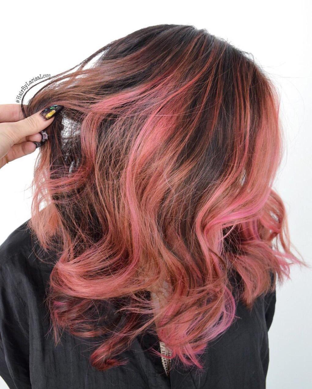 24 Best Hair Colors For Spring Summer Season 2017 Subtle Hair