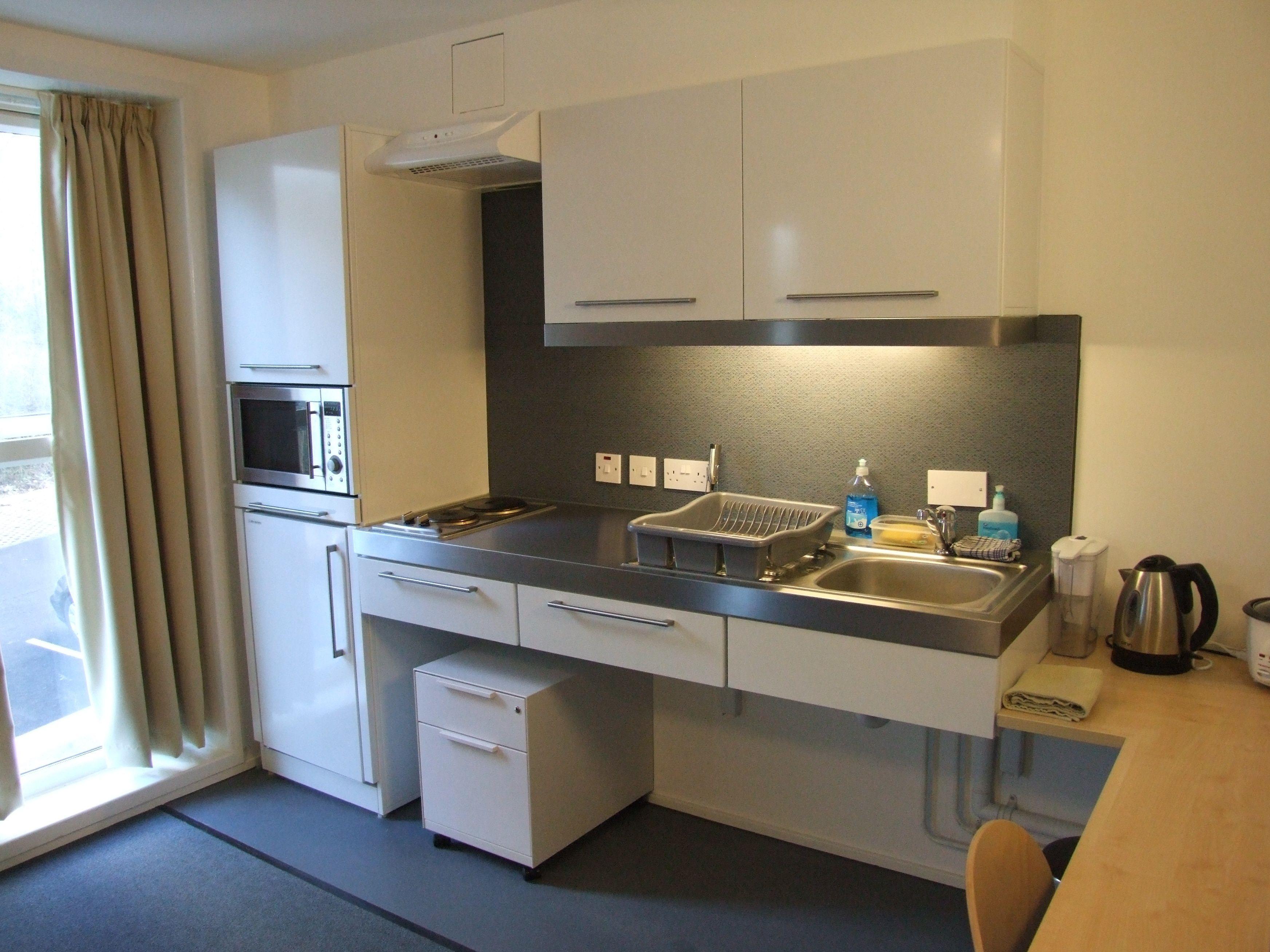 Kitchen Design For Disabled. Accessible DDA Student Kitchen  University of Kent Elfin Kitchens