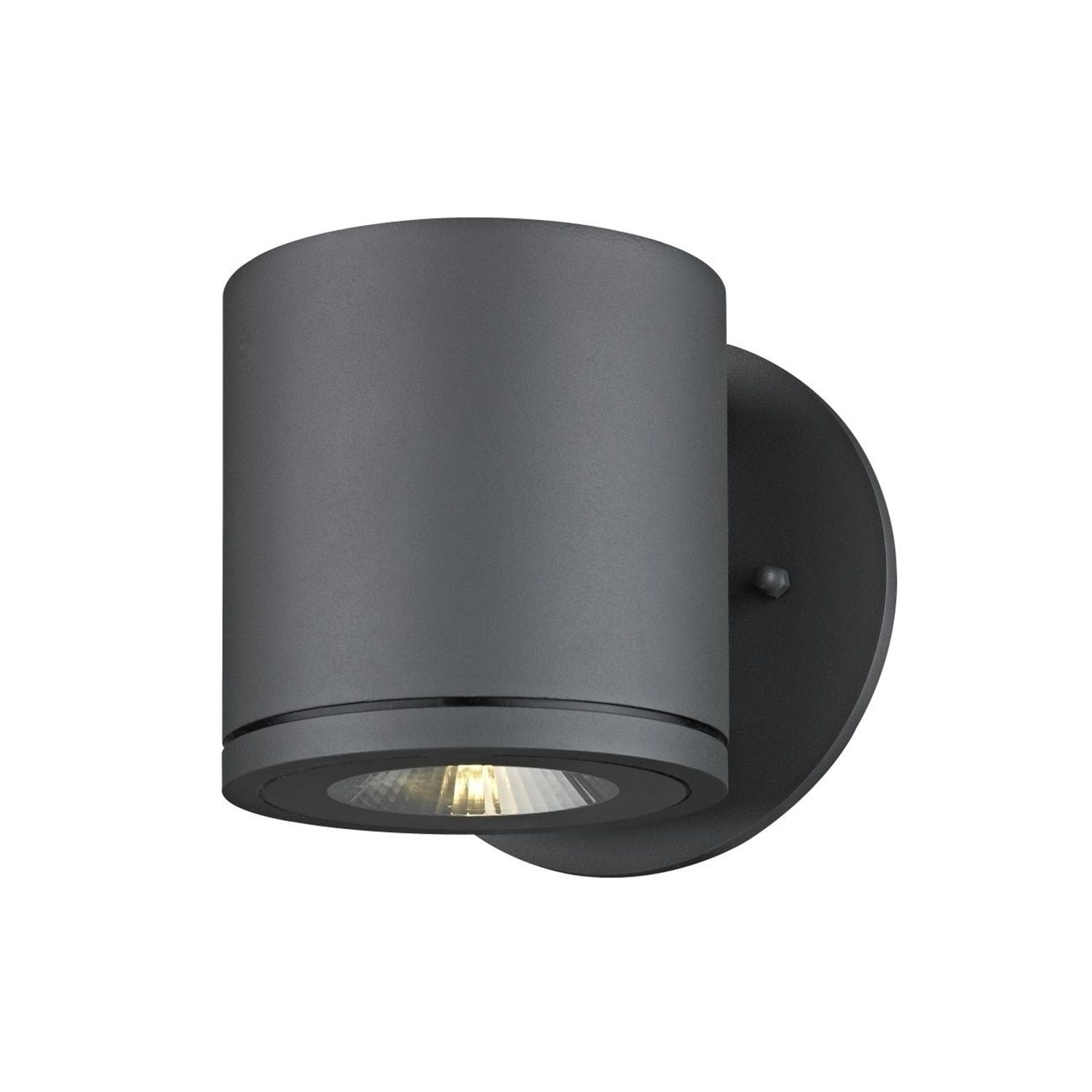 Slv lighting big rox led anthracite wall lamp anthracite
