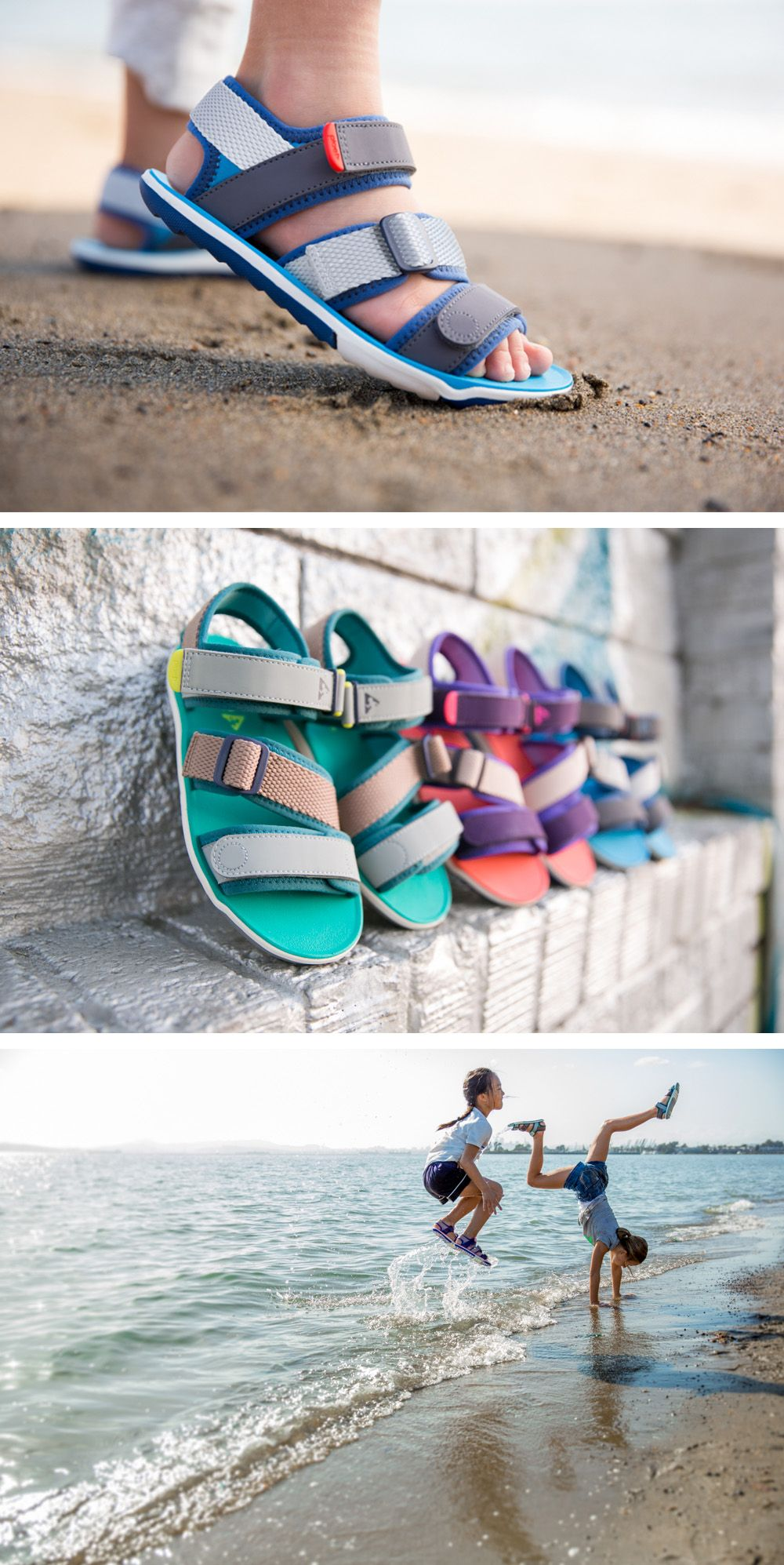Introducing Wes The Sport Sandal The Perfect Style For Spring Summer Water Adventures Sandal Sepatu Anak