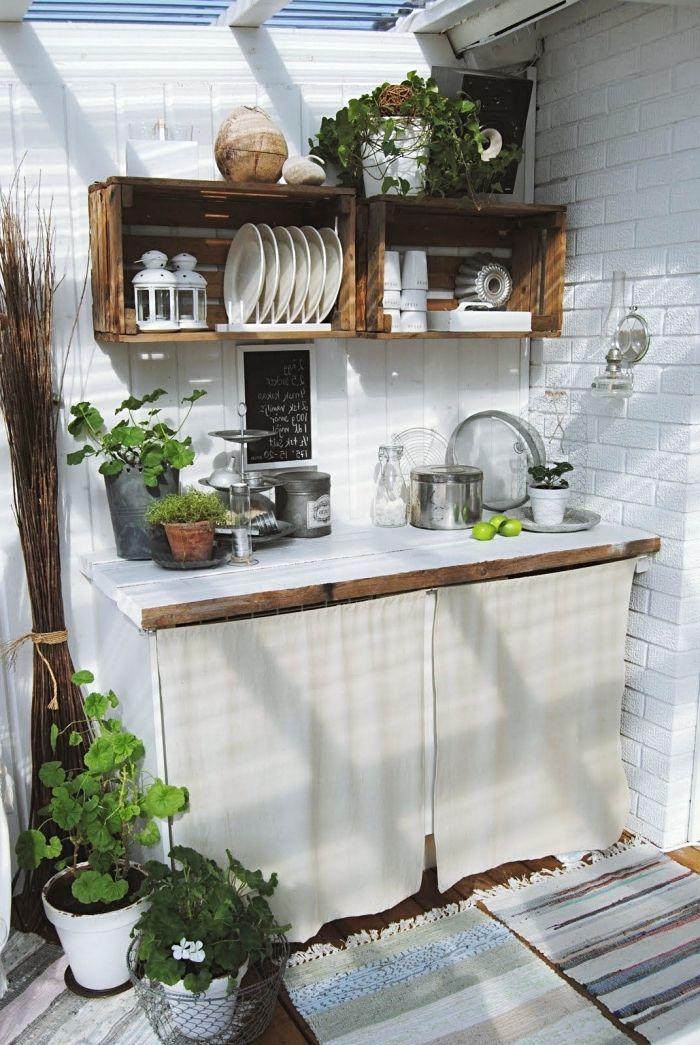 1001 Designs Splendides D Une Cuisine Exterieure Meuble