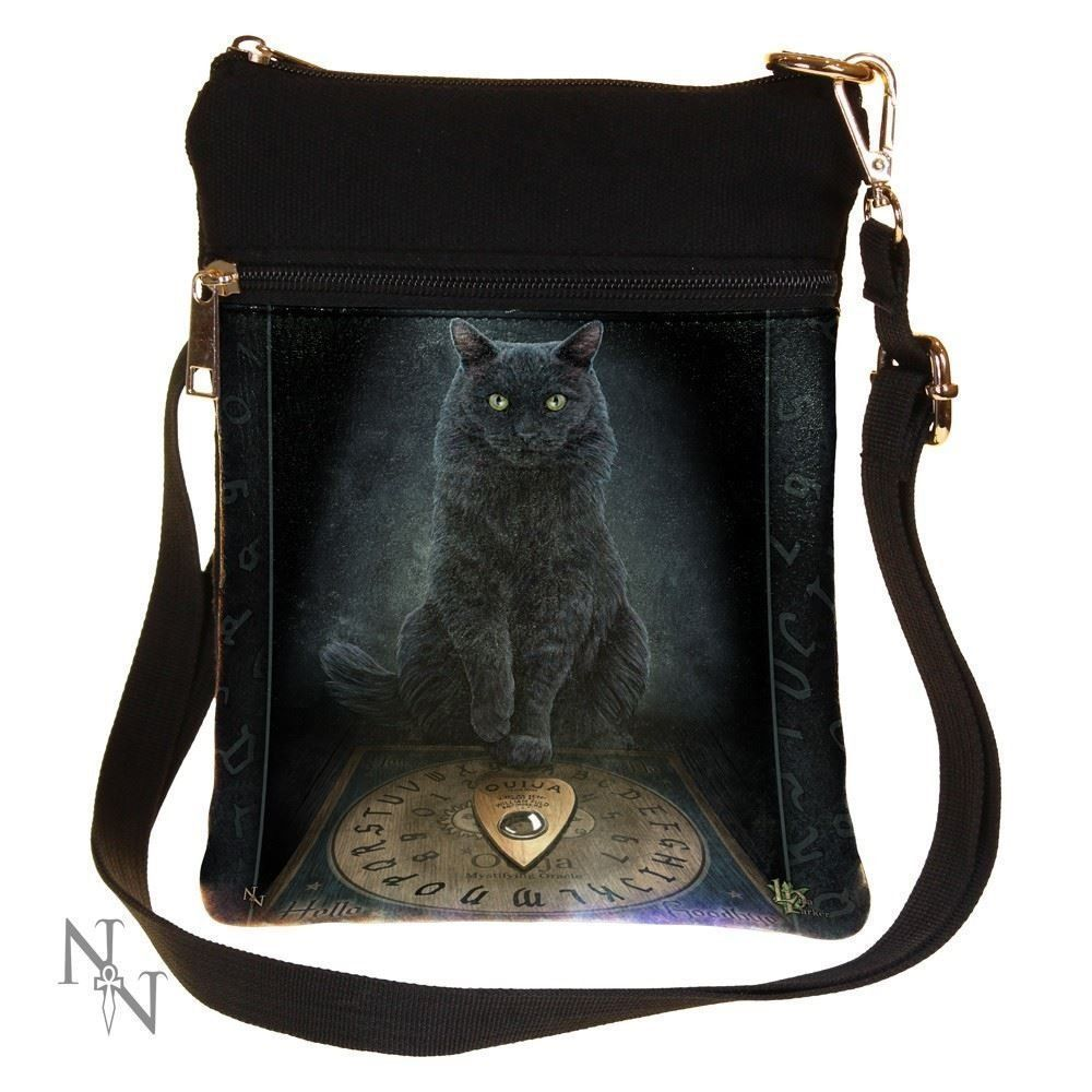 His Masters Voice Black Cat Girls Small Ladies Over