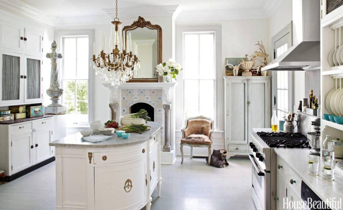 47+ Stunning White Kichen Cabinet Decor Ideas (With Photos ...