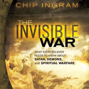 invisible war with chip ingram living on the edge what every rh pinterest com Book the Invisible War Chip Ingram Bible Studies