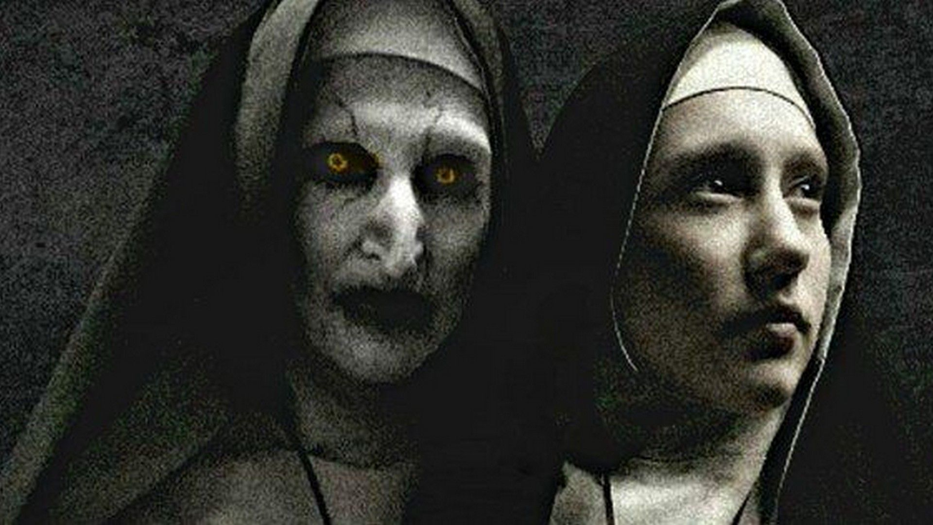 Wallpaper The Nun Valak Desktop Best Hd Wallpapers In 2019