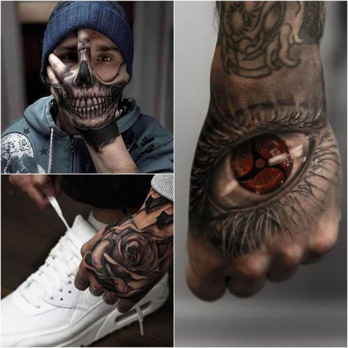 Best Hand Tattoo Ideas For Men Inked Guys Positivefox Com Arm Tattoos For Guys Hand Tattoos For Guys Hand Tattoos