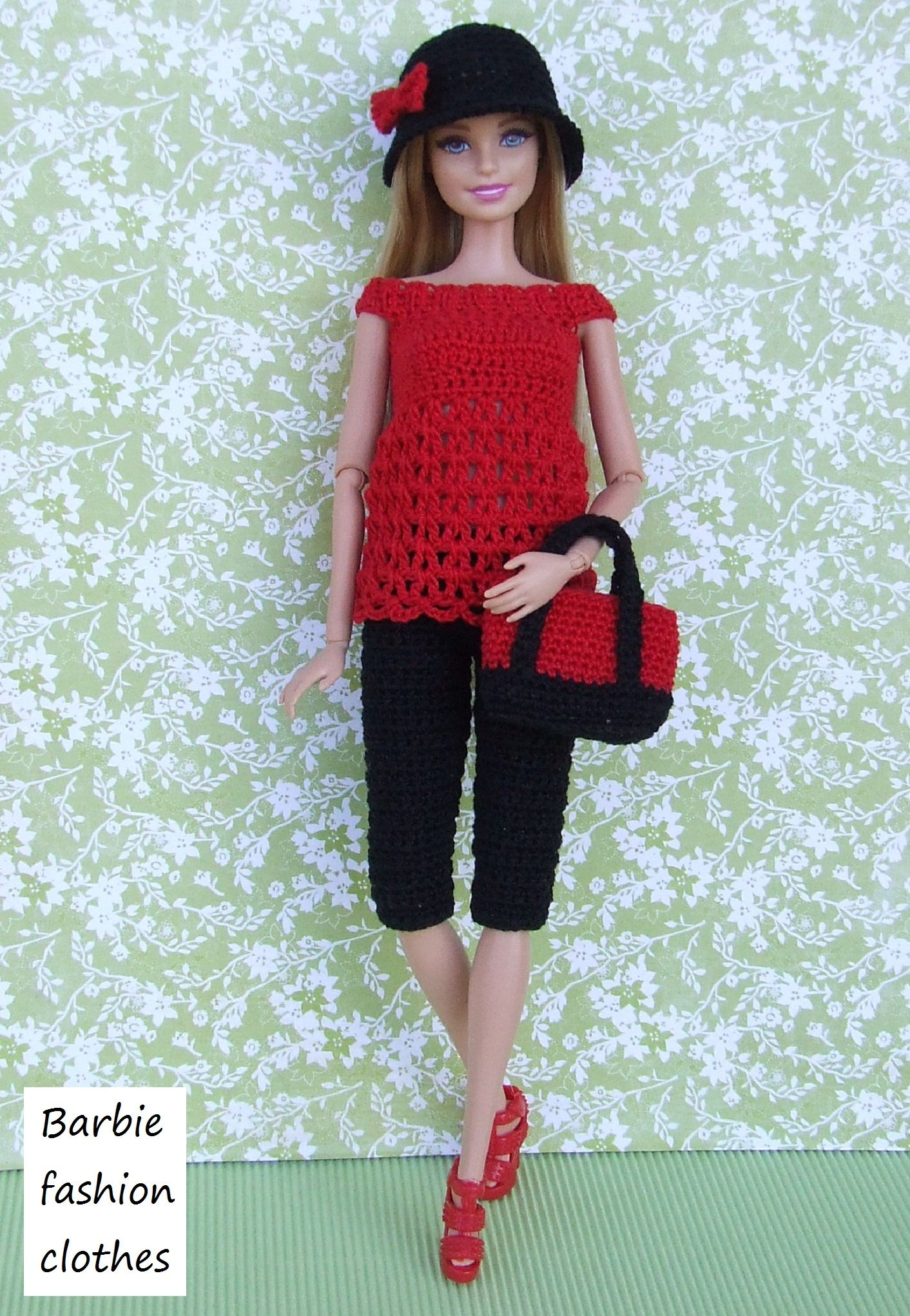Pin by anel lombard on barbie fashion clothes pinterest barbie crochet fashion miniature dolls fashion dolls fashion clothes doll stuff barbie stuff doll patterns barbie clothes patterns barbie doll bankloansurffo Image collections