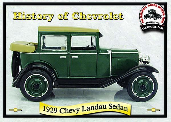 1929 Chevrolet Landau Sedan Four Door Chevrolet Sedan Chevy