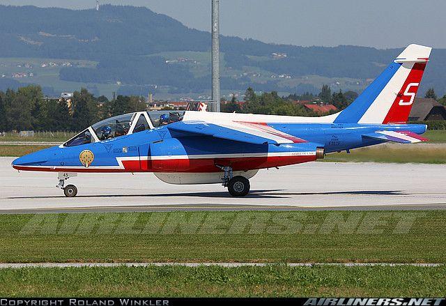 Dassault-Dornier Alpha Jet E aircraft picture