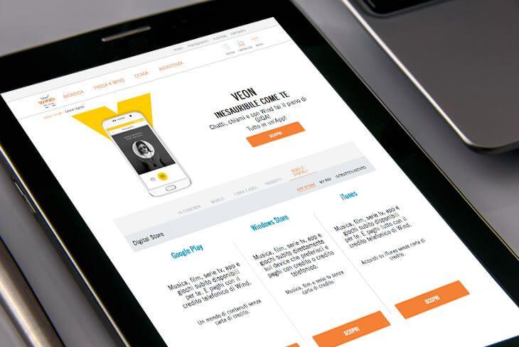 Come comprare su App Store con il credito Wind App, Shopping