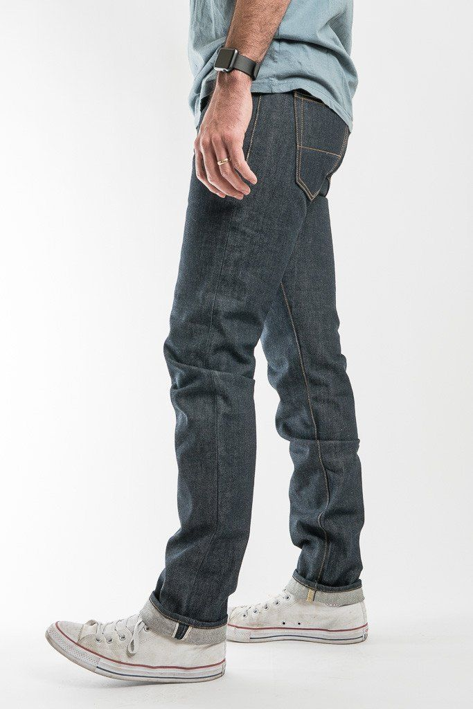 3 Sixteen CT Indigo 100X    Get 15% Off All 3 Sixteen Raw & Selvedge Denim & Free 2 Day Shipping.