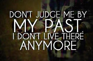 My mistakes have made me a better person..
