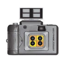 Lomography Flash 4 Lens Film Camera
