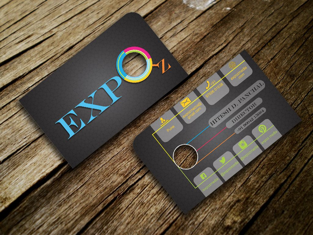 Expo Z Business Card Cards Visiting Cards Book Cover