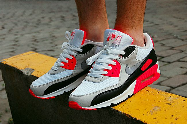 Nike Air Max 90 Infrared | Masculino