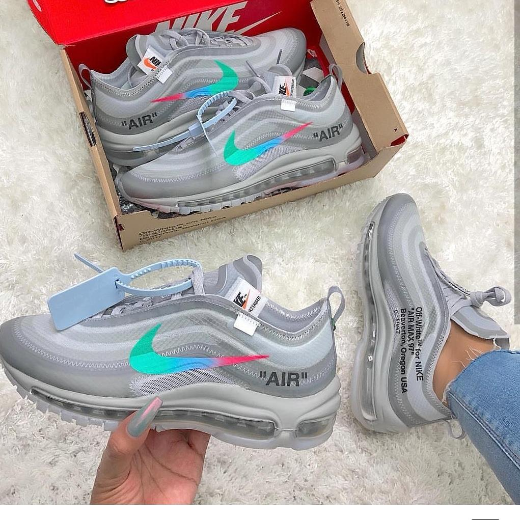 Serena OFFWhite Air 97 - The 3 Jays