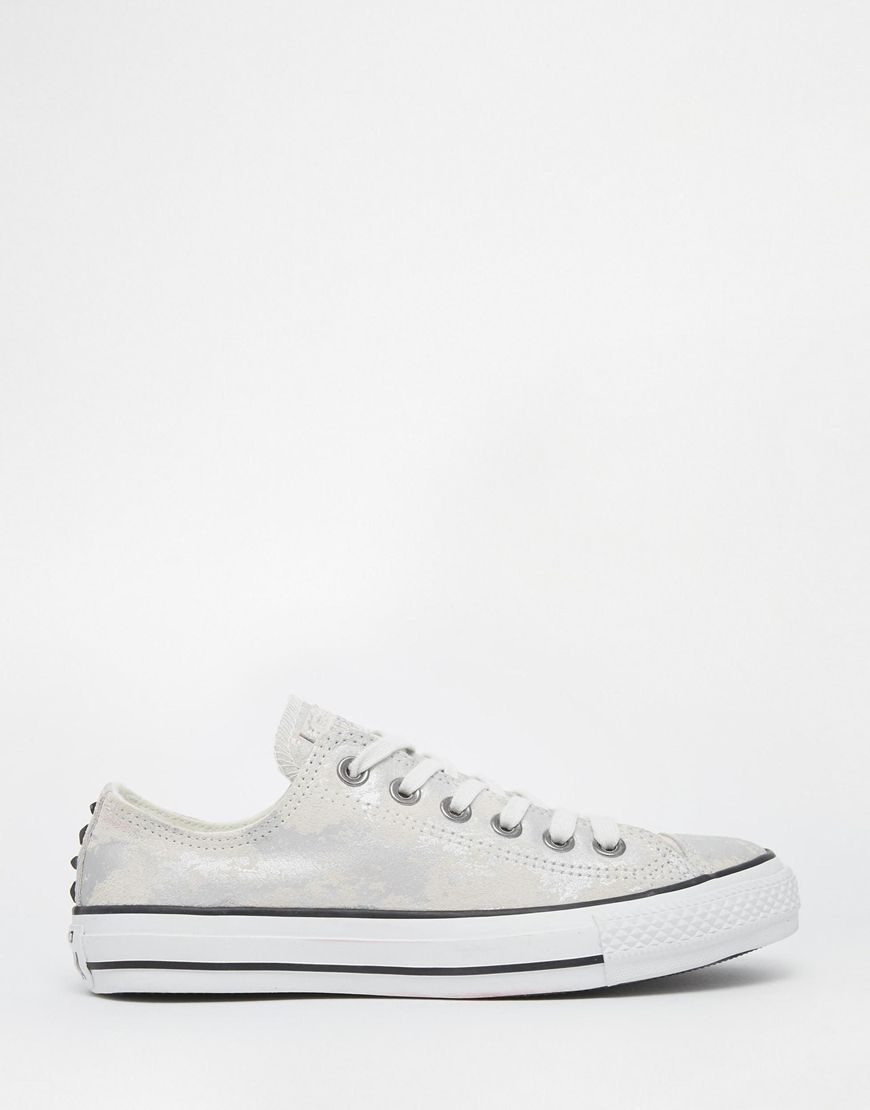 Buy Women Shoes / Converse Sparkle Black Chuck Taylor With Hardware Trainers