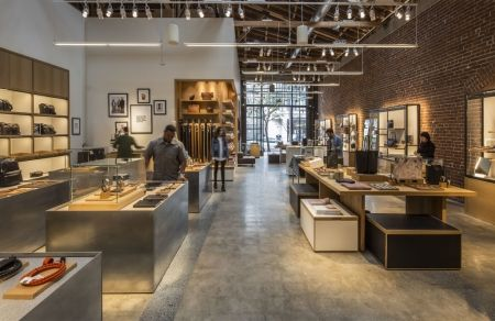 New Beginnings Part Iv Shinola Infuses Locality In Its Los