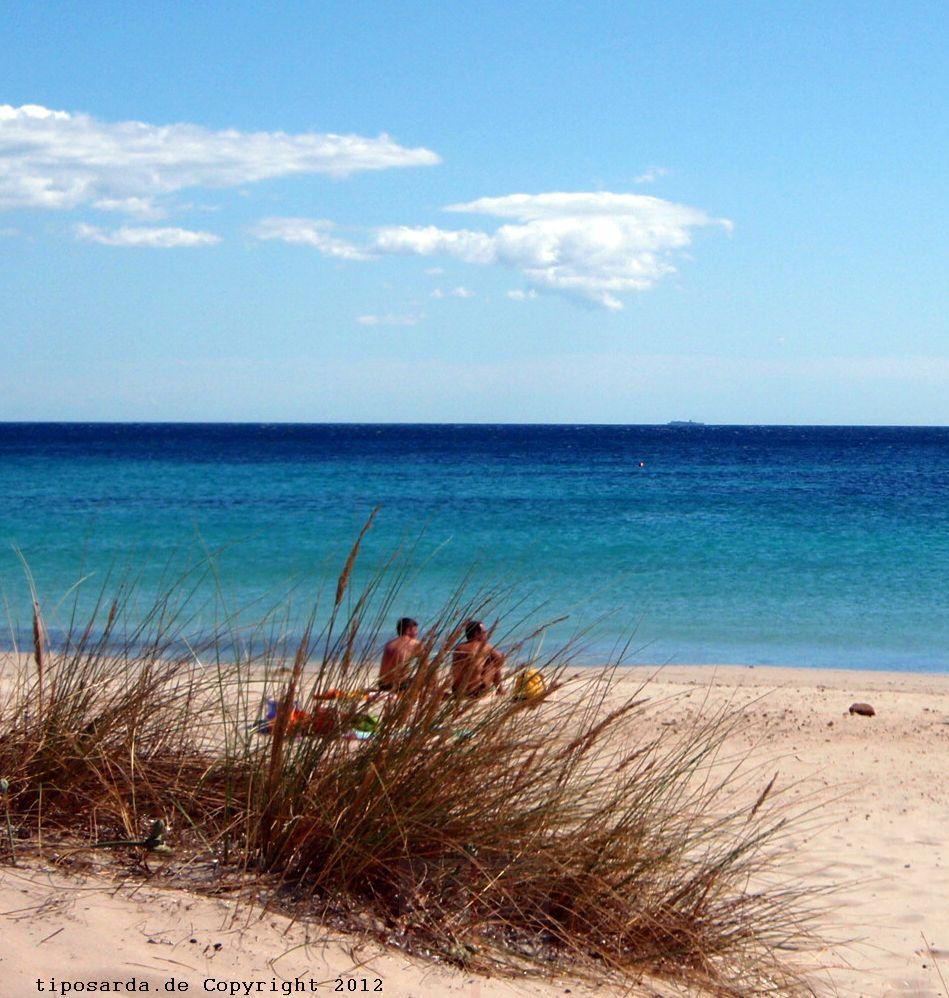 Spiaggia Piscinni - ein wunderbarer Strand im Südwesten Sardiniens.   #Sardinien #Sardegna