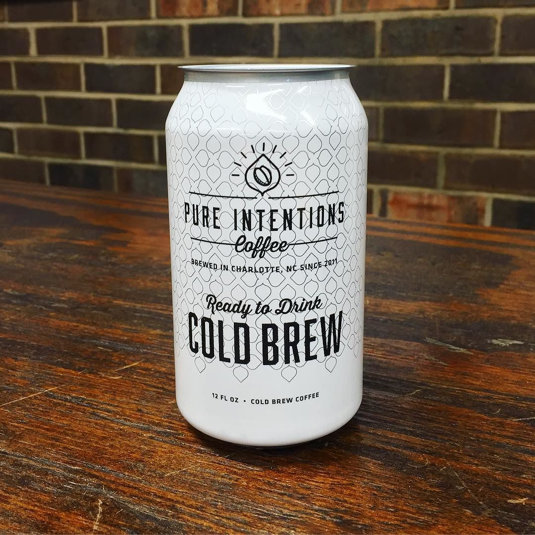 The best way to start your day Pure products, Cold brew