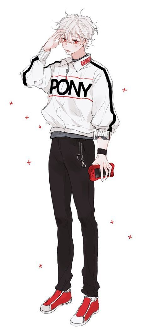 보이차/BOYCHA (@BOYCHAAA) | Twitter | Anime guys, Boy art ...