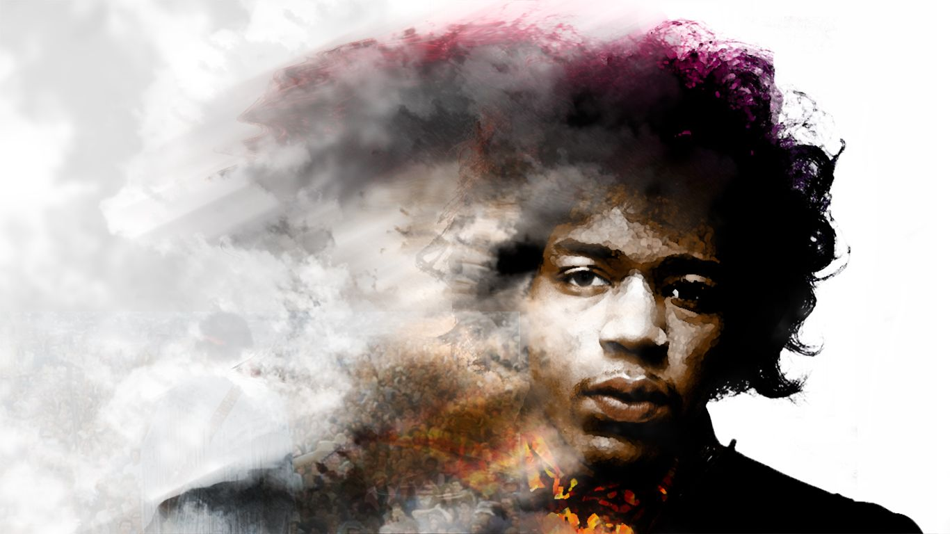 Jimi hendrix wallpaper by yomattyiantart on deviantart jimi hendrix wallpaper by yomattyiantart on deviantart altavistaventures Images