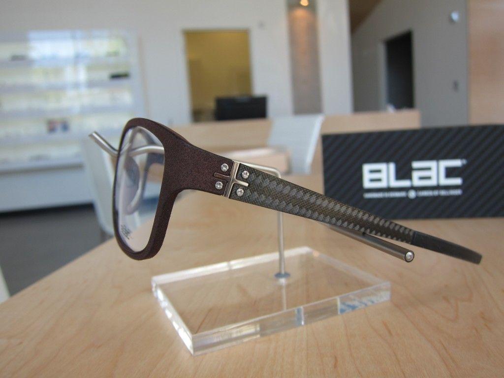 Bellinger Blac 3D printed + carbon fiber eyewear 3d