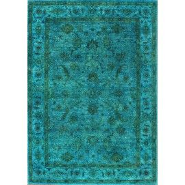 12243-rugsville-turquoise-wool-overdyed-12243-rug-01.4