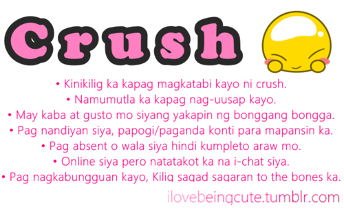 love quotes tagalog para sa crush ko - Google Search | jenny ...
