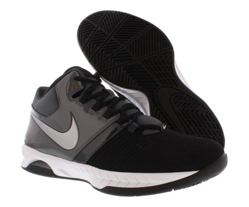 79e2adb1956782 Nike Men s Air Visi Pro 5 Nubuck Basketball Sneakers