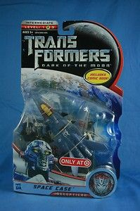 Transformers Dark Of The Moon SPACE CASE Deluxe MOSC 2011 (Sold!)